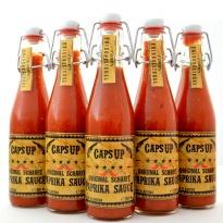 Scharfe Paprika Sauce