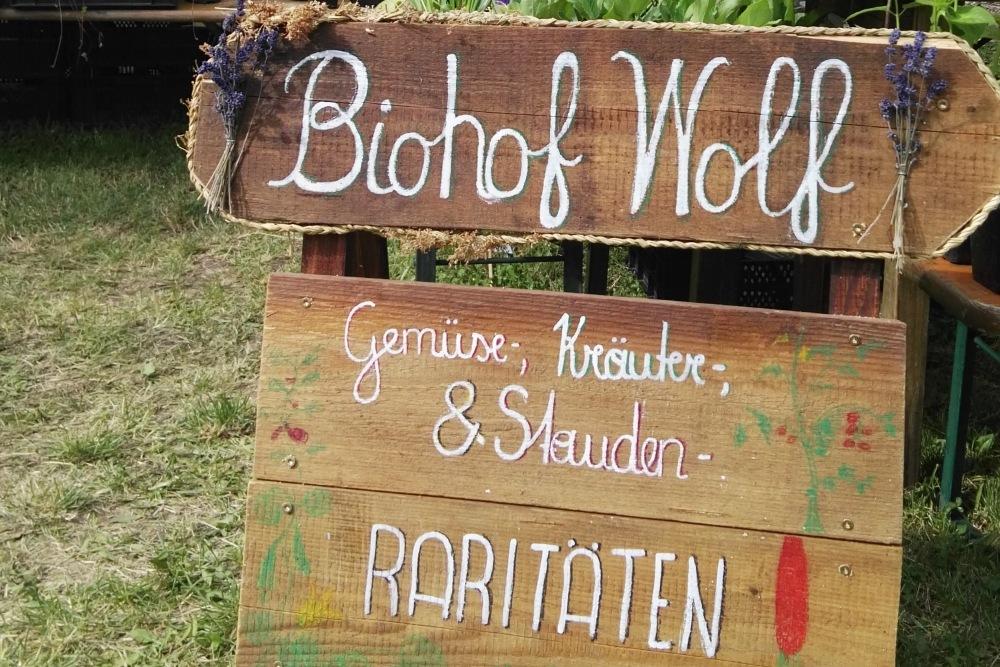 Biohof Wolf